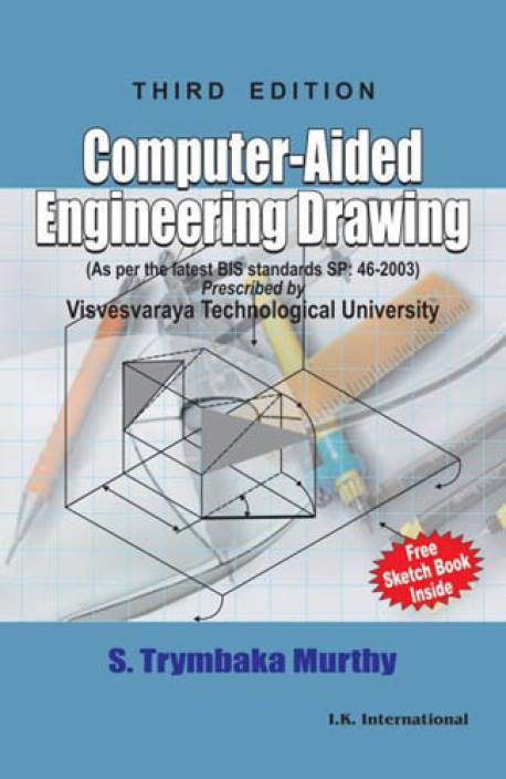 Computer Aided Engineering Drawing 3rd Edition Buy Computer Aided