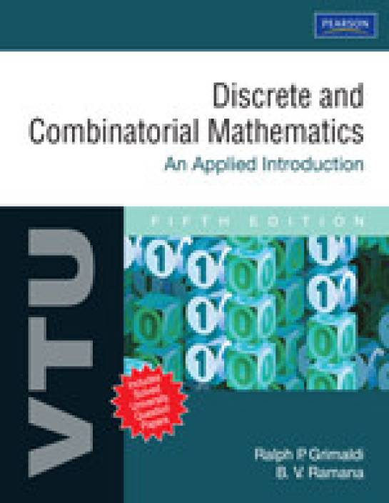 discrete mathematics and its applications isbn