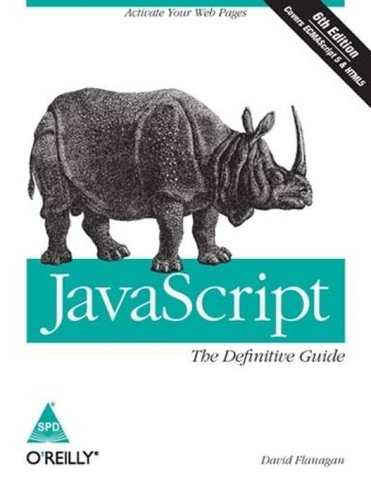 JavaScript: The Definitive Guide 6 Edition