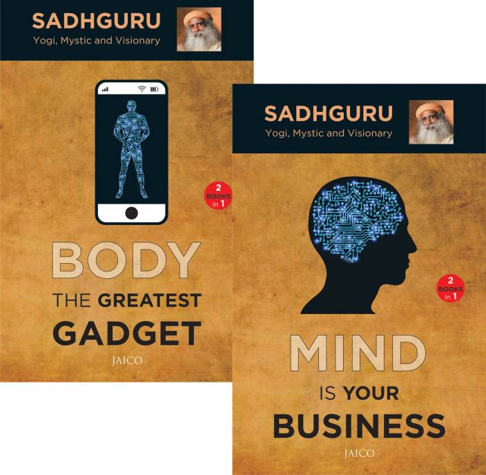 Book 1: Mind is your Business & Book 2: Body the Greatest Gadget