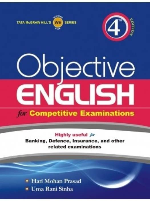 Objective English for Competitive Examinations 4th  Edition