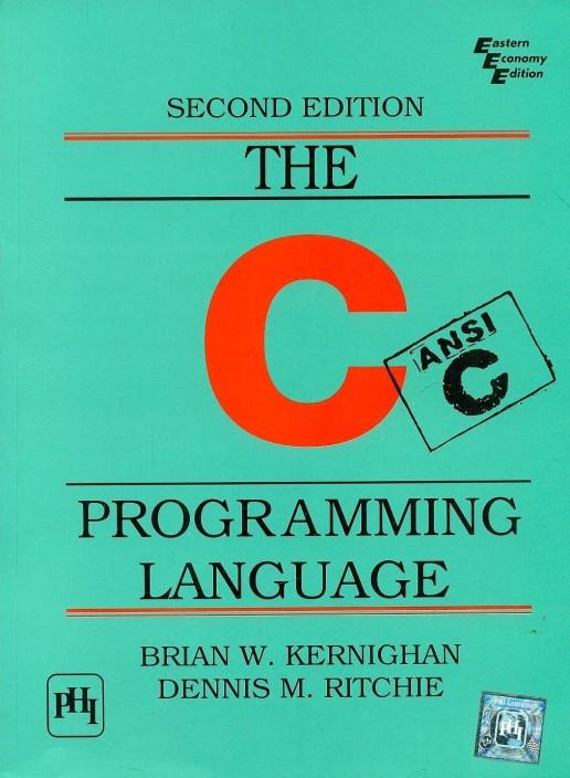 C Programming Books By Balaguruswamy Pdf