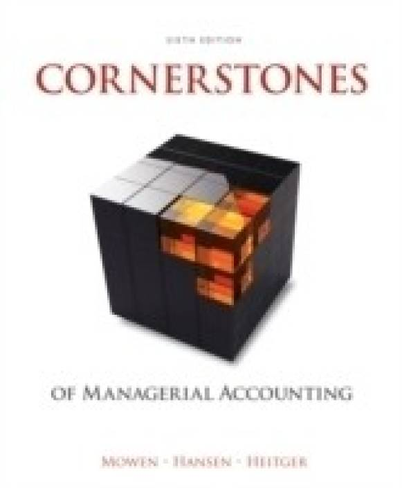 managerial accounting solutions manual Hello everyone i got the complete solution manual for managerial accounting 12 edition by noreen, garrison and brewer for more info please.