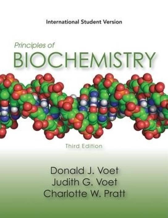 voet biochemistry 3rd edition pdf