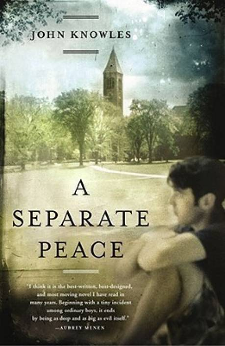 the theme of friendship in john knowles a separate peace A separate peace is a coming-of-age novel by john knowlesbased on his earlier short story, phineas, it was knowles' first published novel and became his best-known work.