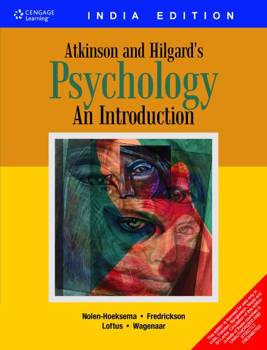 Atkinson and Hilgard's Psychology: An Introduction 1st Edition 1st  Edition