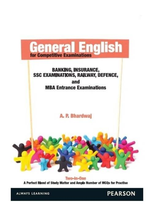 General English for Competitive Examinations 1st  Edition