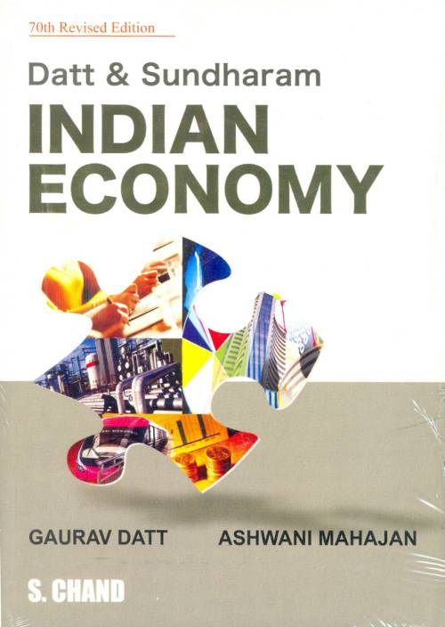 Datt & Sundharam Indian Economy 70th Edition
