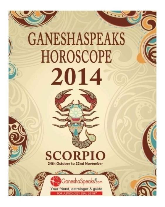 Scorpio Daily Money And Finance Horoscope