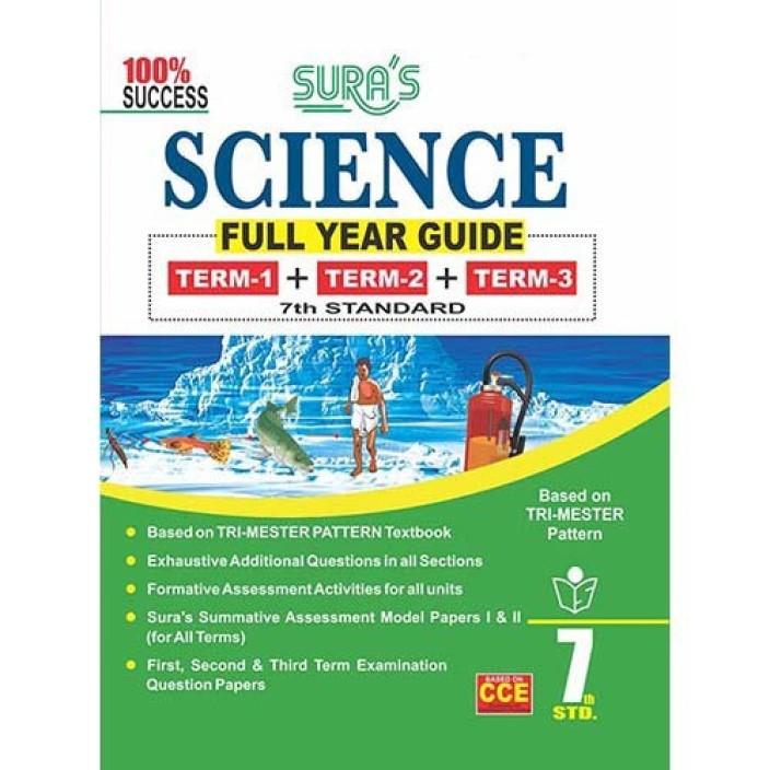 7th Std Science Book Tamil Medium