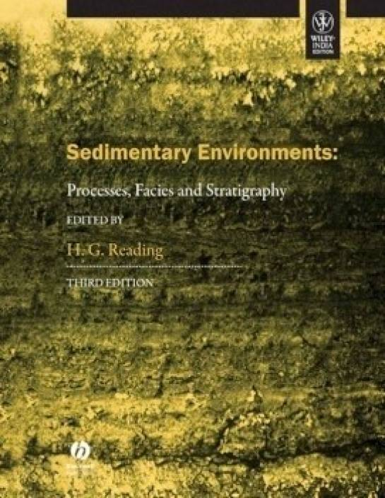 Resultado de imagen para Sedimentary Environments: processes, facies and stratigraphy. - 3a edition
