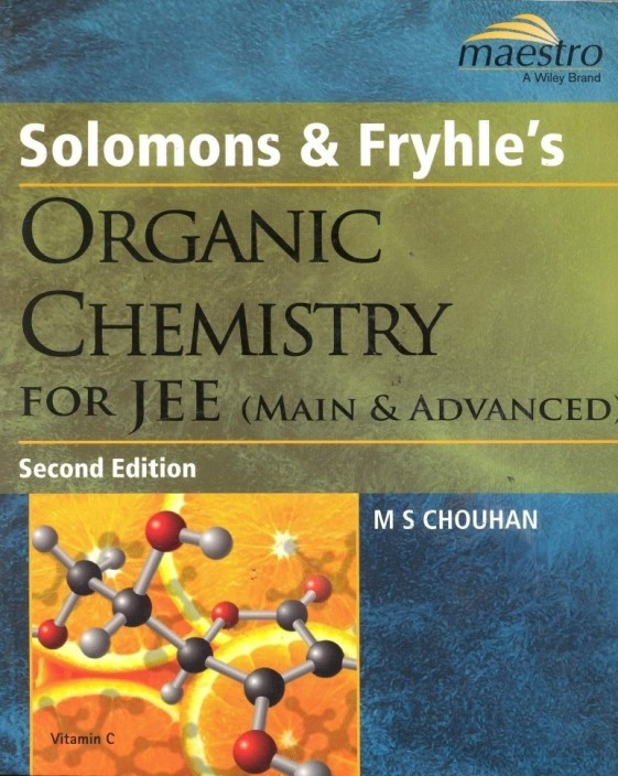 solomons organic chemistry for iit-jee