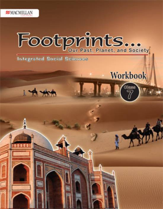 ef2575aff Footprints Integrated Social Science Class 7  Buy Footprints ...