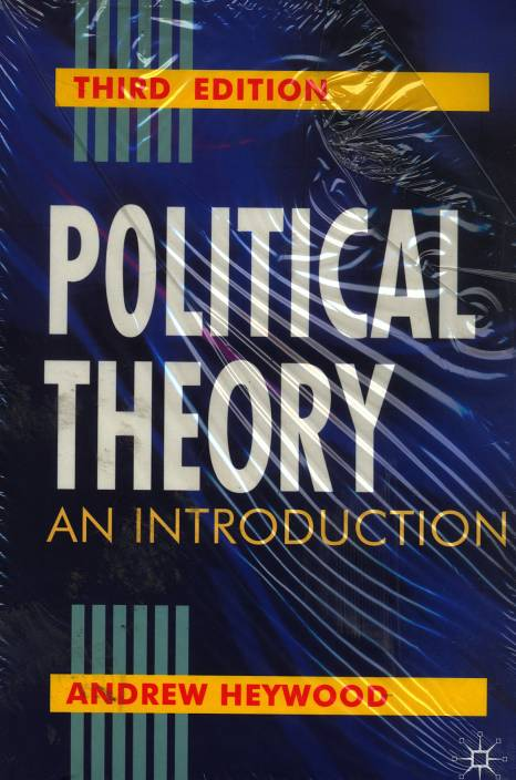 Political Theory : An Introduction 3rd Edition