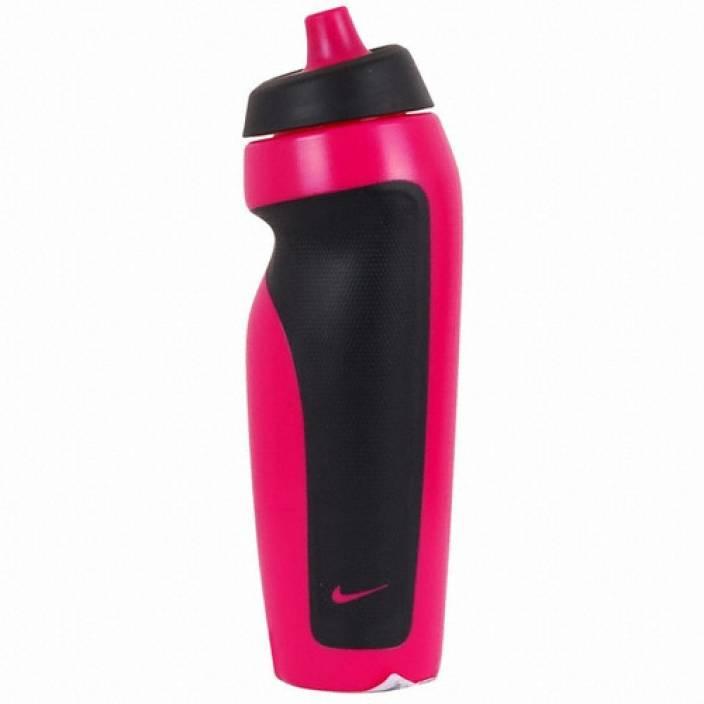 pretty nice cd5d8 3da48 Nike Sport Water Bottle 570 ml Sipper (Pink, Green)