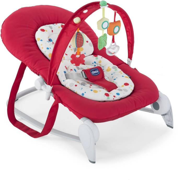 Chicco Hoopla Baby Bouncer Red