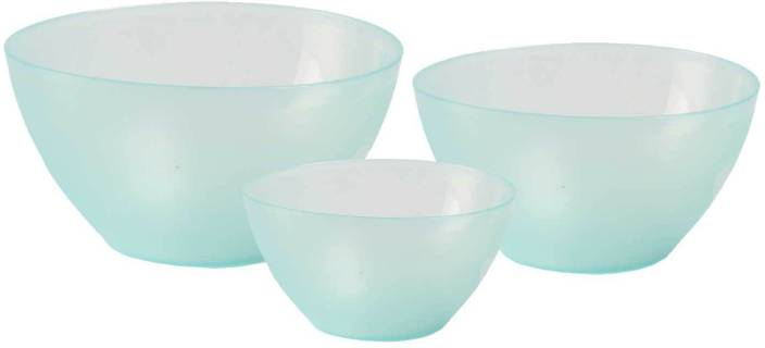 Incrizma Polypropylene Bowl Set