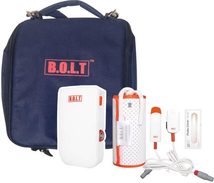 Bolt VA01 One-Touch Wireless Health Tracker Bp Monitor