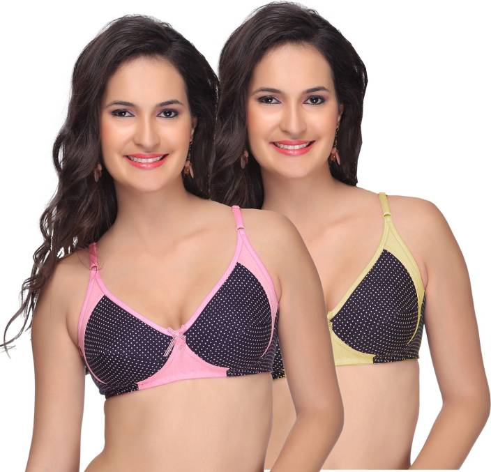 c52ab9e49 Alishan Designer Women s T-Shirt Bra - Buy Pink