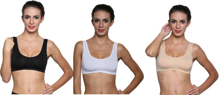 Golden Girl Women's Sports Lightly Padded Bra