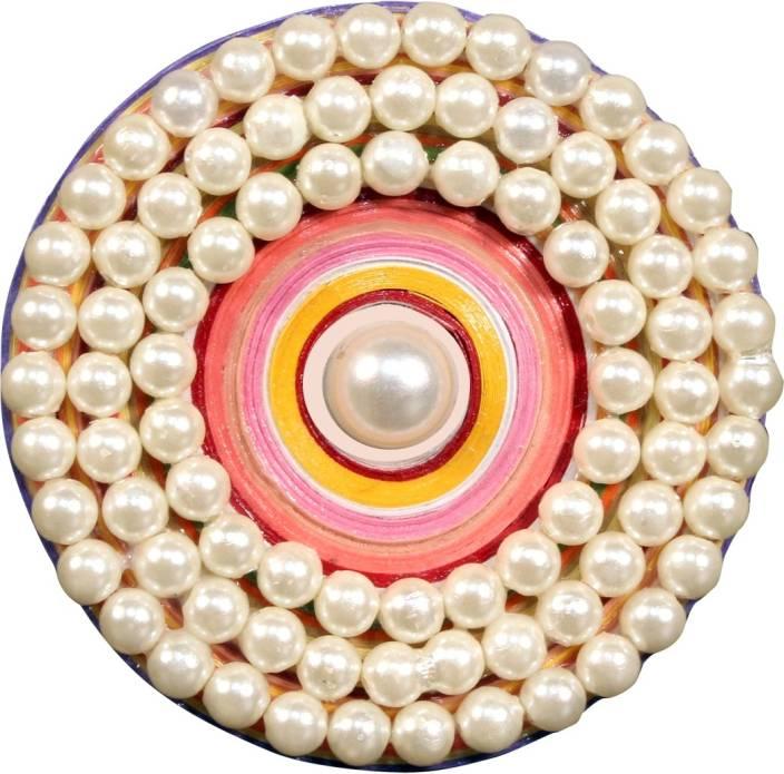cfa323e9807 Scion Pearl Saree Pin Quilling Brooch Price in India - Buy Scion ...