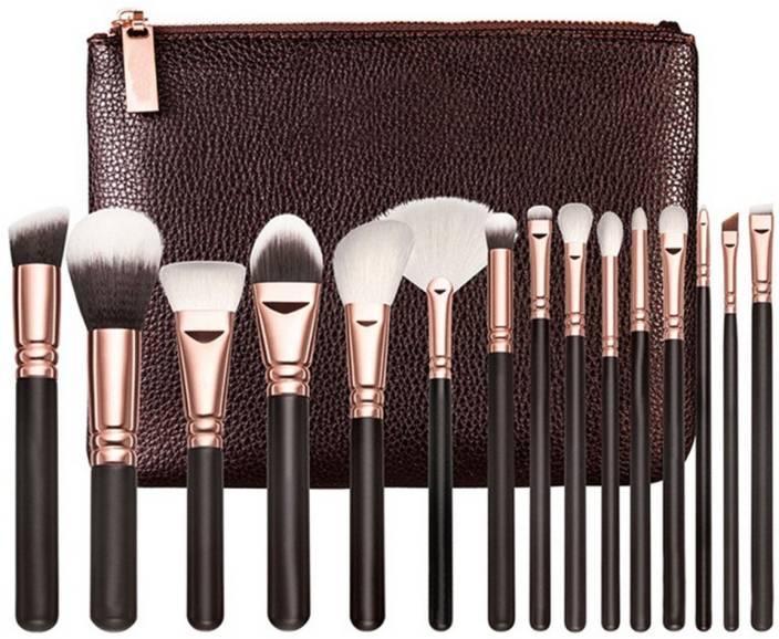 rose gold and black makeup brushes. evana 15 sets black rose gold makeup brushes rose gold and black makeup brushes s