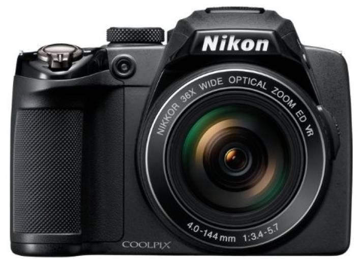 Nikon Coolpix P500 Point & Shoot Camera