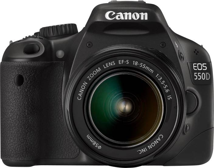 Canon EOS 550D DSLR Camera (Body only)