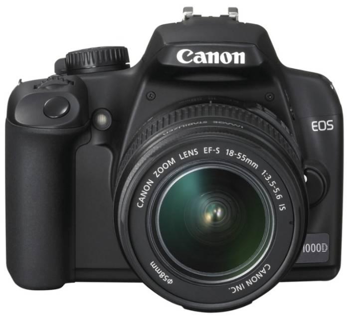 Canon EOS 1000D DSLR Camera (Body only) Price in India - Buy Canon EOS  1000D DSLR Camera (Body only) online at Flipkart.com