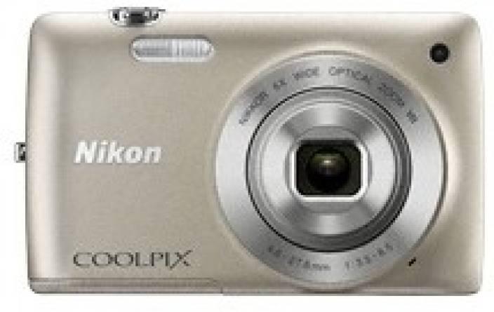 Nikon S4400 Point & Shoot Camera
