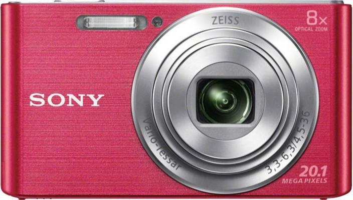 Sony DSC-W830 Point & Shoot Camera