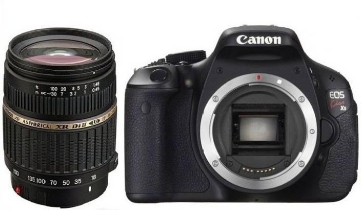 Canon EOS 600D Mirrorless Camera