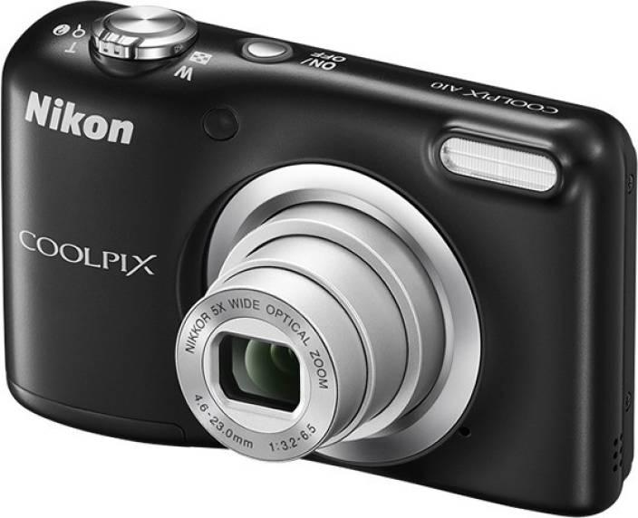 Nikon Coolpix A10 Point & Shoot Camera