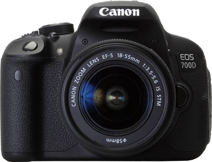Canon EOS 700D (Body only) DSLR Camera