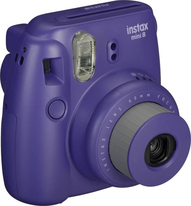 Flipkart.com | Buy Fujifilm Instax Mini 8 Instant Camera Online at ...