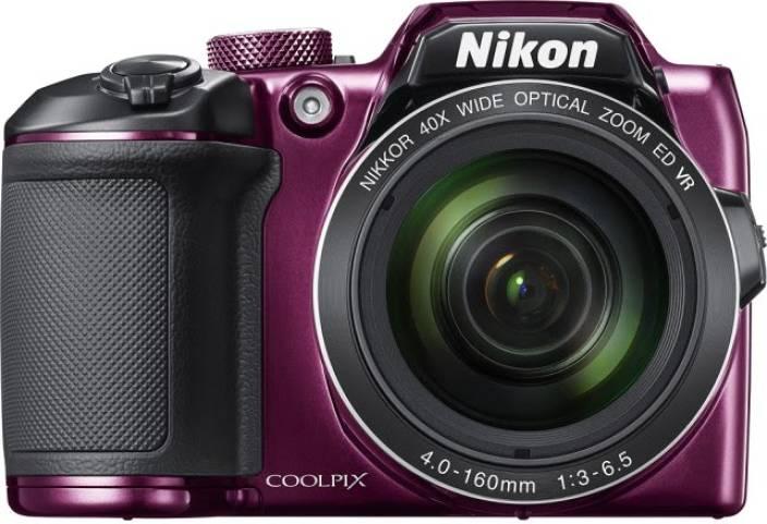 Nikon Coolpix B500 Point & Shoot Camera
