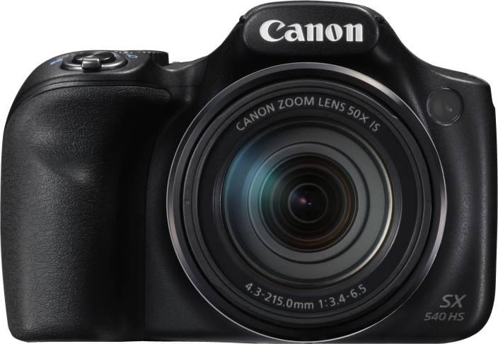 Canon SX540 HS Point & Shoot Camera