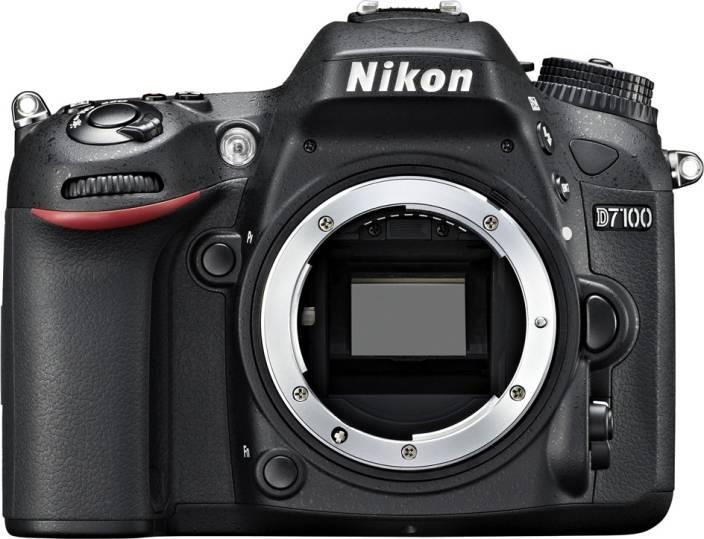 Nikon D7100 DSLR Camera (Body only) (16 GB SD Card + Camera Bag)
