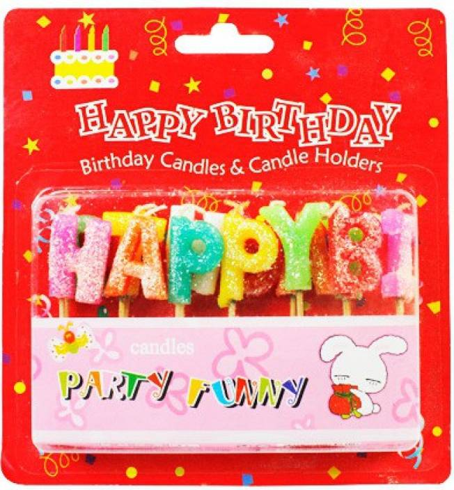 The Candle Shop Birthday