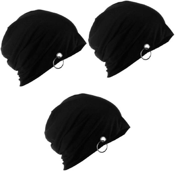 624279a921837 Hip Hop Solid Pack Of 3 Ring Cap - Buy Black Hip Hop Solid Pack Of 3 ...