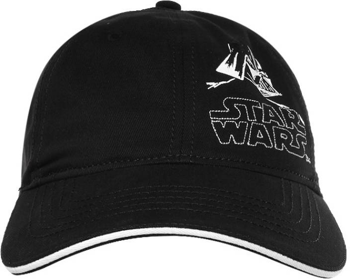 4478749f8d140 Kook N Keech Embroidered Star Wars Cap - Buy BLACK Kook N Keech Embroidered Star  Wars Cap Online at Best Prices in India