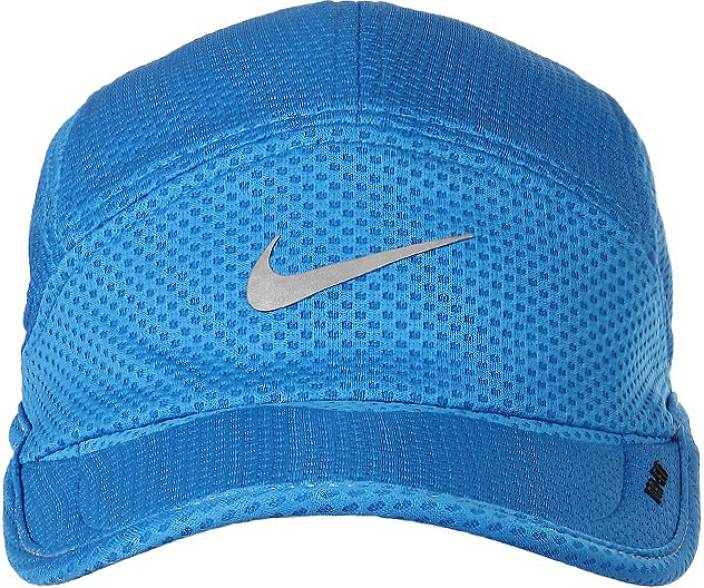 d3e91c2f4d6 Nike India Blue Unisex Solid Cricket Cap - Buy Bleed Blue Nike India Blue  Unisex Solid Cricket Cap Online at Best Prices in India