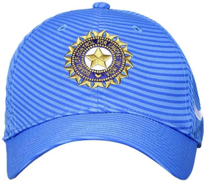 154035b0376 Nike Cap Cap - Buy Blue Nike Cap Cap Online at Best Prices in India ...