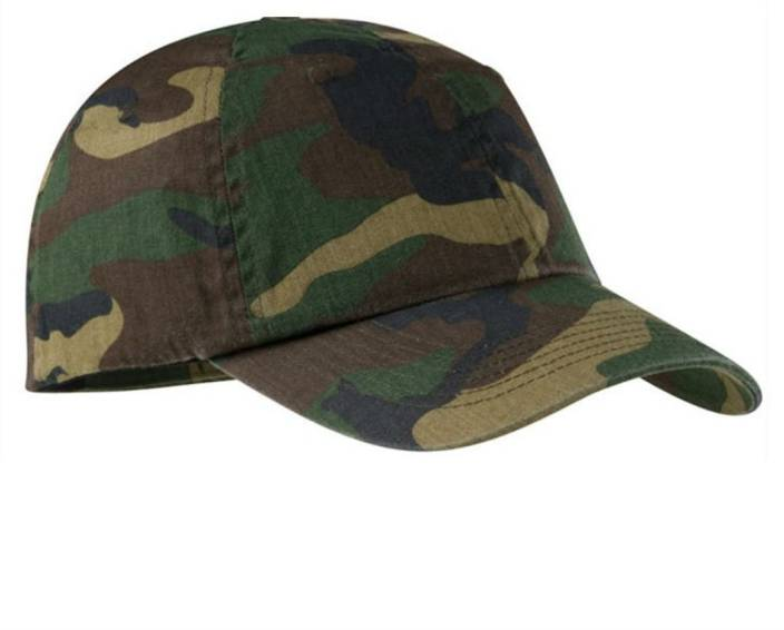 e46b28bb5a2 Creative India Exports Men Army Style Cap - Buy Creative India Exports Men  Army Style Cap Online at Best Prices in India
