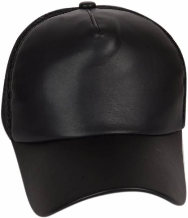 ilu ilu caps black leather baseball caps hip hop caps. Black Bedroom Furniture Sets. Home Design Ideas