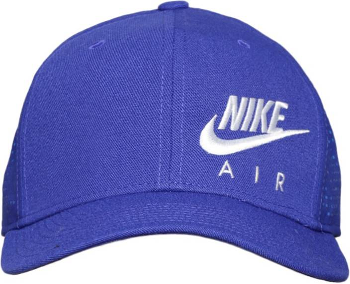 Nike Skull Cap - Buy Blue Nike Skull Cap Online at Best Prices in India  f3bfe11b500