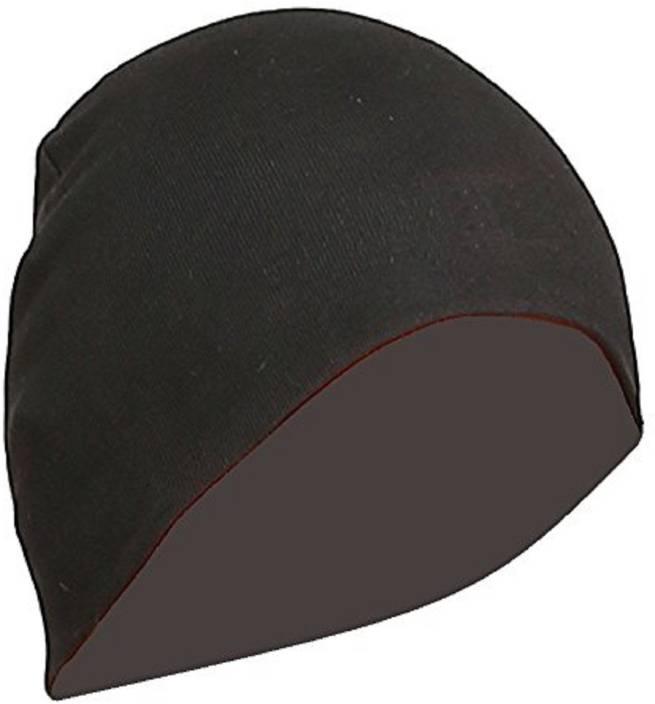 d8140cd88ec Huntsman Era Helmet Liner Solid Skull Cap - Buy Black Huntsman Era Helmet  Liner Solid Skull Cap Online at Best Prices in India