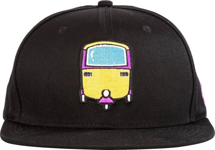 c87e4e6f317c1 Urban Monkey Solid Snapback Cap
