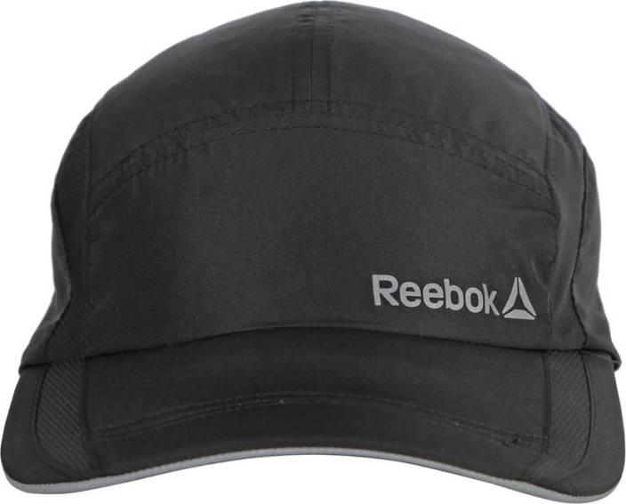20e327b201e0b REEBOK Cap - Buy BLACK REEBOK Cap Online at Best Prices in India ...