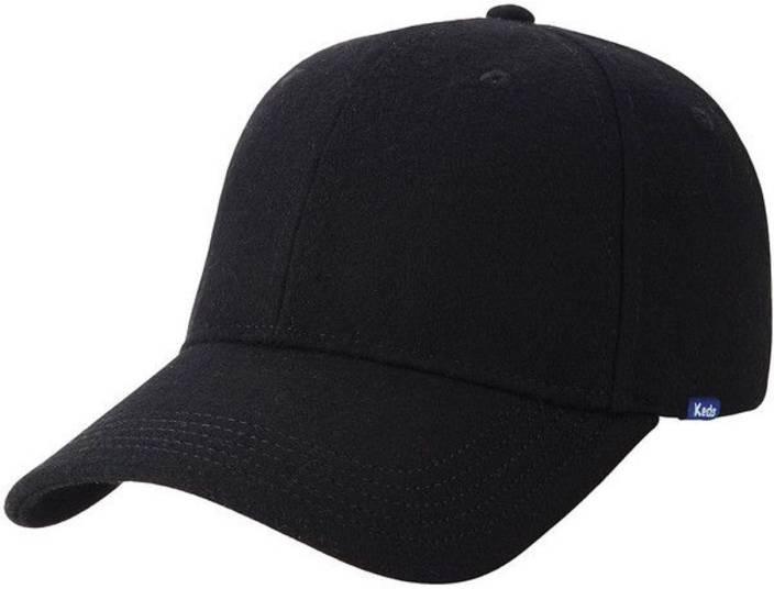 ALAMOS Solid Cool Black Plain Cap - Buy Black ALAMOS Solid Cool Black Plain Cap  Online at Best Prices in India  cc4f9a9afd1